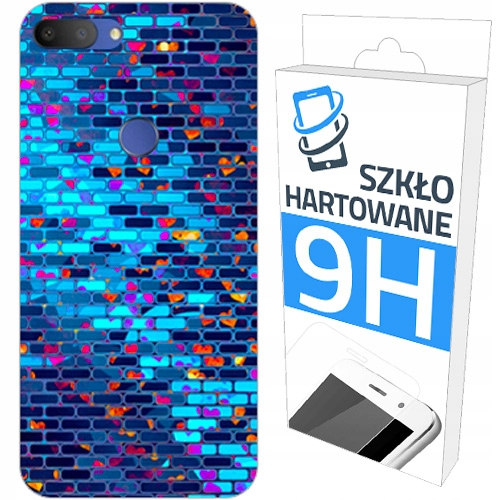 200 wzorów Etui+szkło Alcatel 1S 2019 Obudowa Case