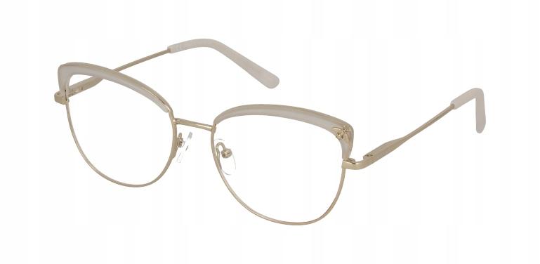Okulary korekcyjne kocie Solano