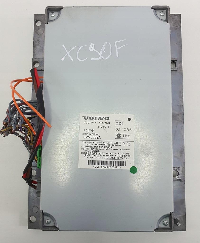 усилитель радио volvo xc90 s80 v70 s60 31215525