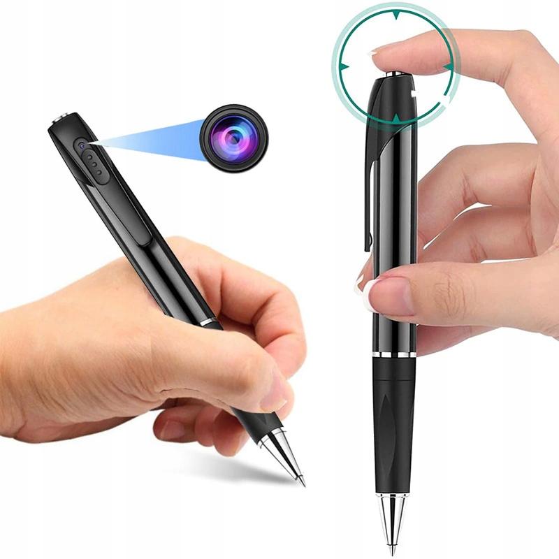 Długopis ukryta MINI KAMERA Full HD dyktafon FHD Marka Luxury-goods