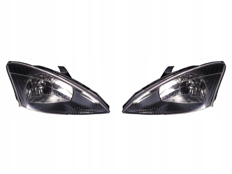 фары лампы ford focus mk1 i 98-01 tyc l+p