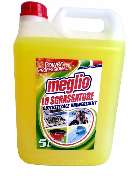 Meglio обезжириватель 5л питания