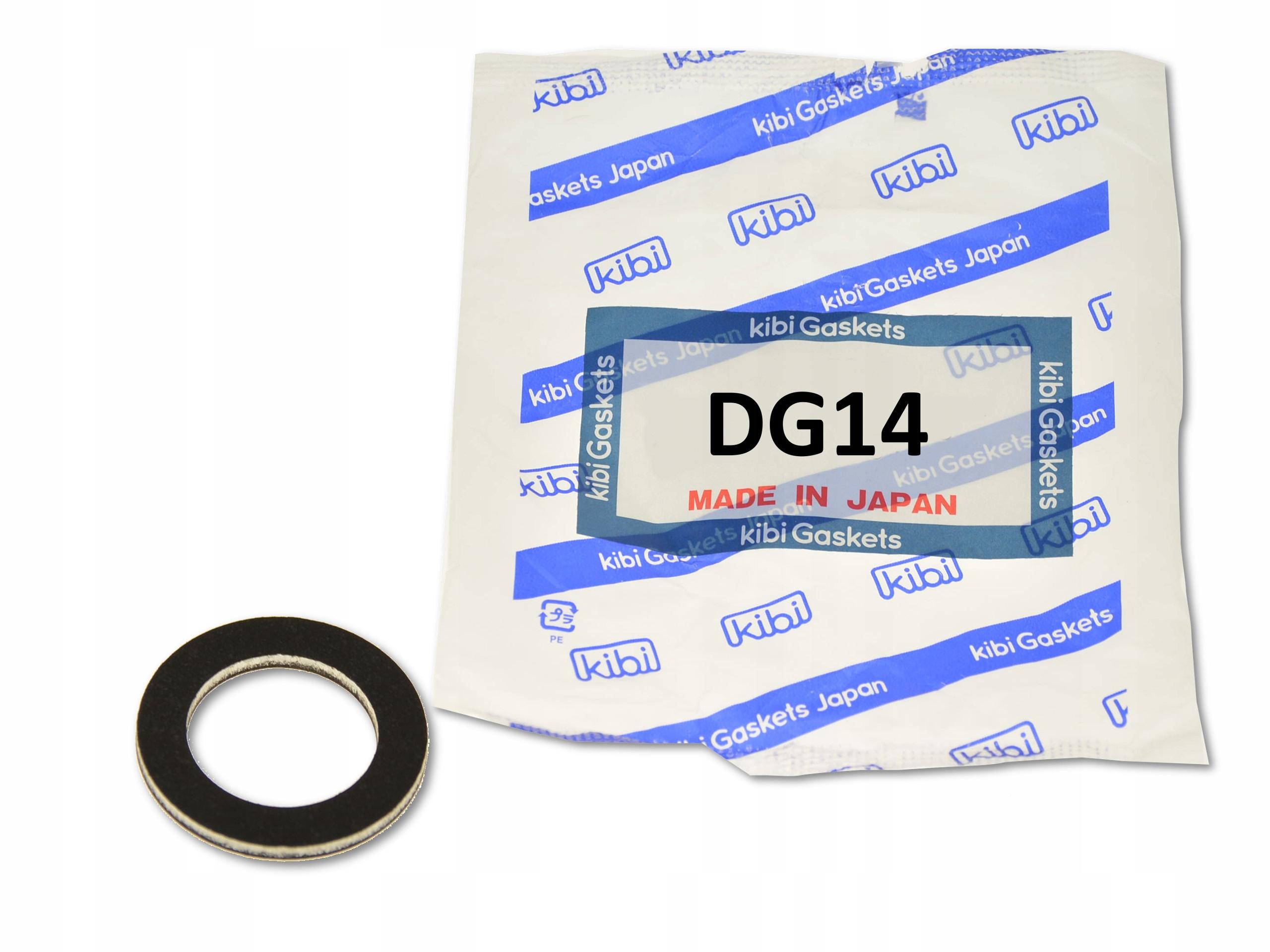 шайба прокладка пробки сливной масла dg14