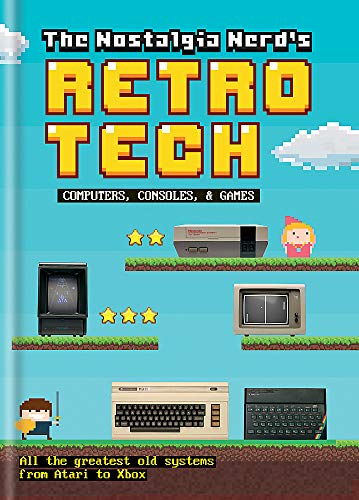 Retro Tech Nostalgia Nerd: Počítač,