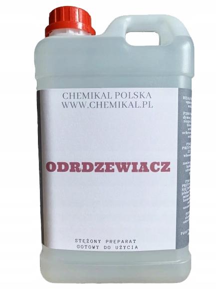 Odrdzewiacz 2L - kwas fosforowy. PRODUCENT