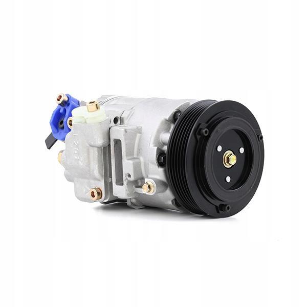 компрессор кондиционирования воздуха 5q0820803h sanden проверьте