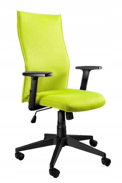 Kancelárska Stolička Black On Black Zeleného Jedinečný