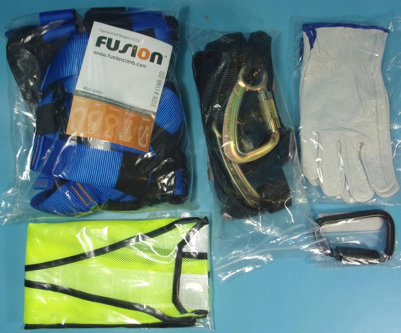 Купить Обвязка Fusion Climb для веревочного парка + шнурок на Otpravka - цены и фото - доставка из Польши и стран Европы в Украину.