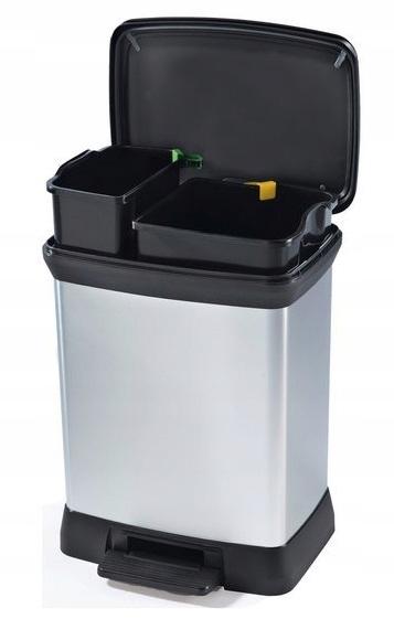 Odpadkový kôš 10 + 18l CURVER