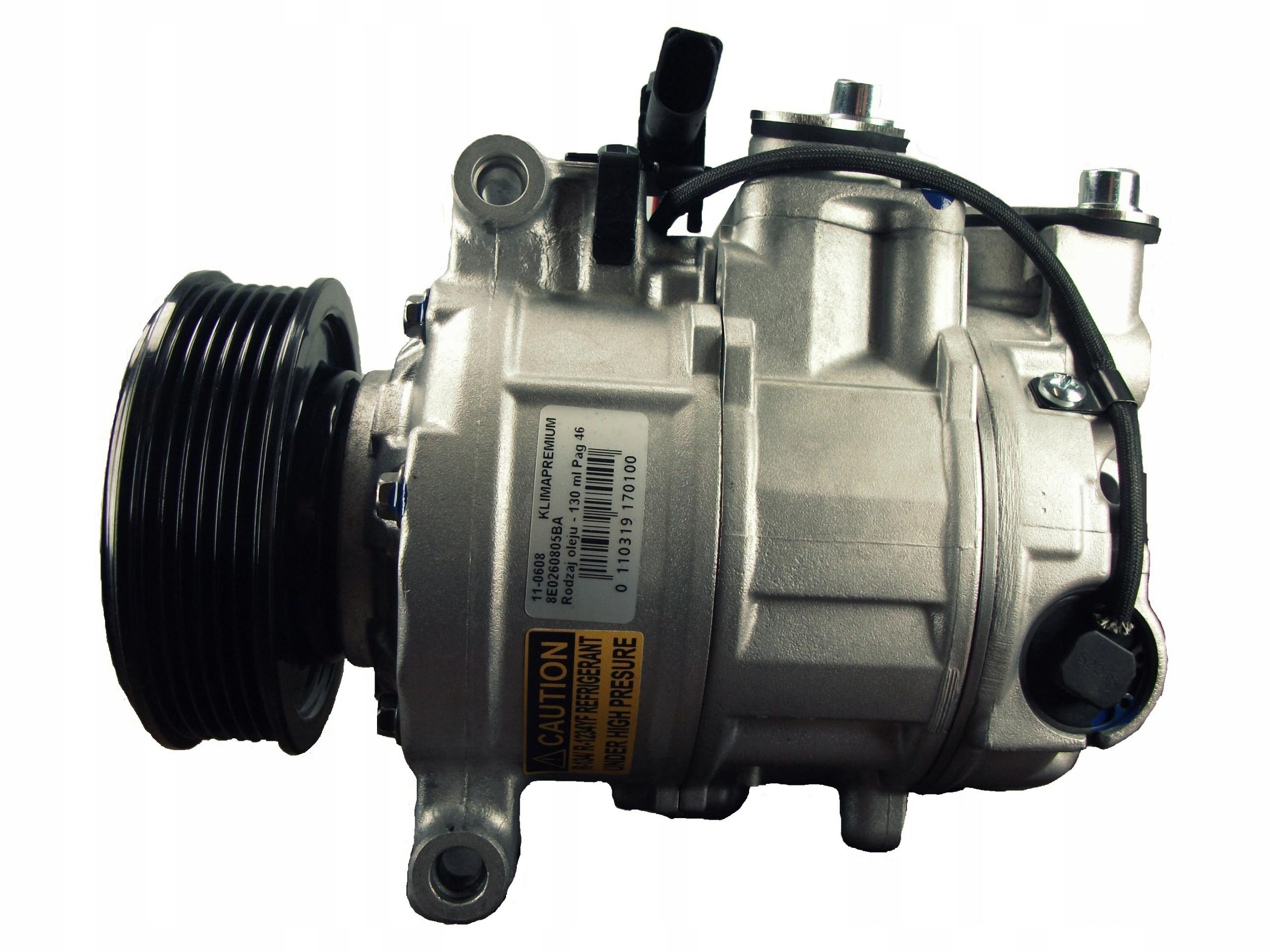 компрессор кондиционирования воздуха audi a4 b6 b7 a6 c6 a8
