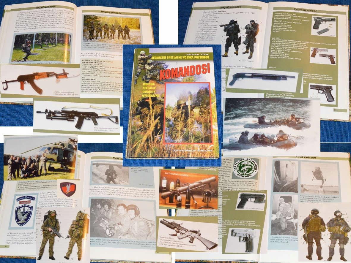 'Komandosi. Jednostki specjalne Wojska Polskiego'