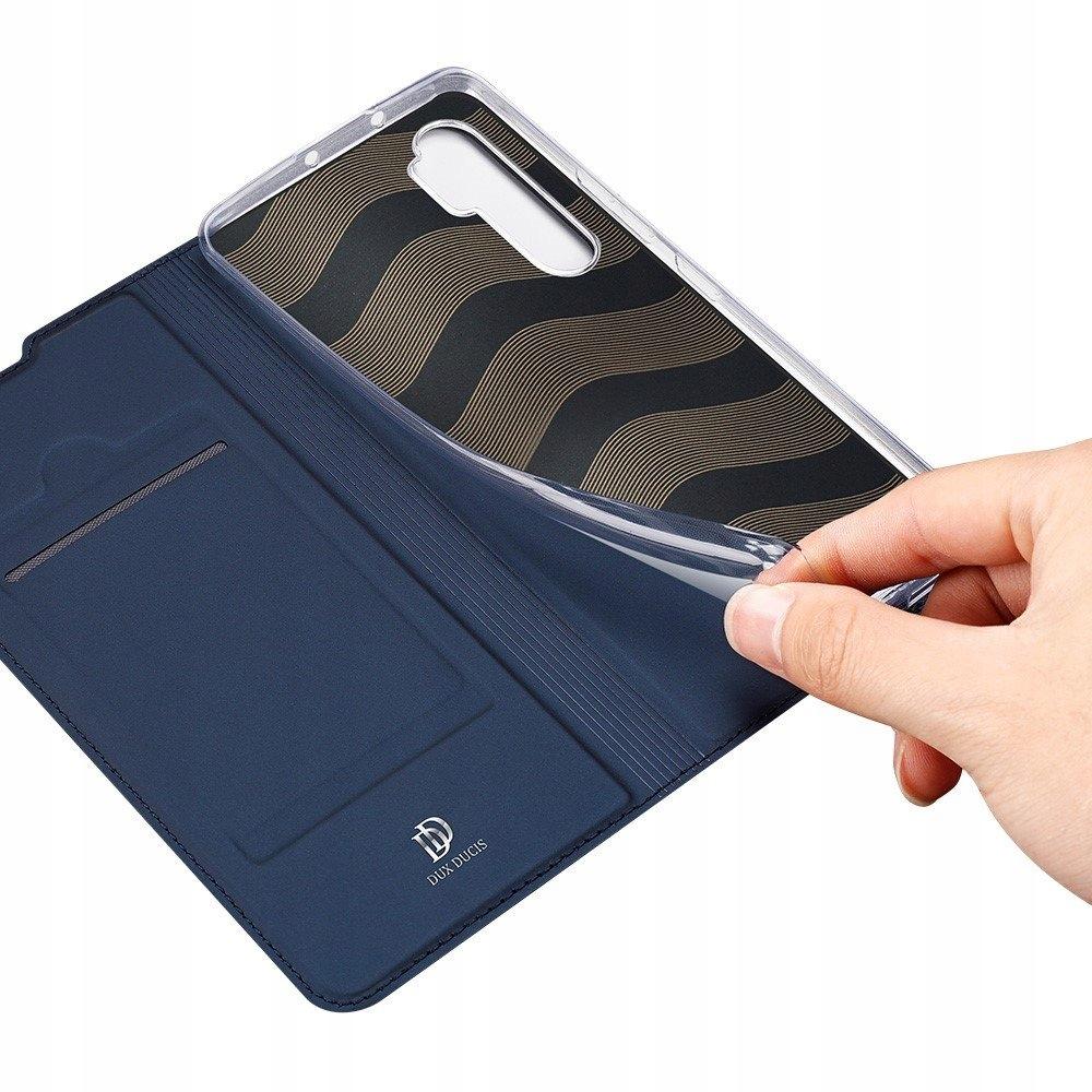 Etui DUX DUCIS do Xiaomi Mi Note 10 Lite Niebieski Typ etui z klapką