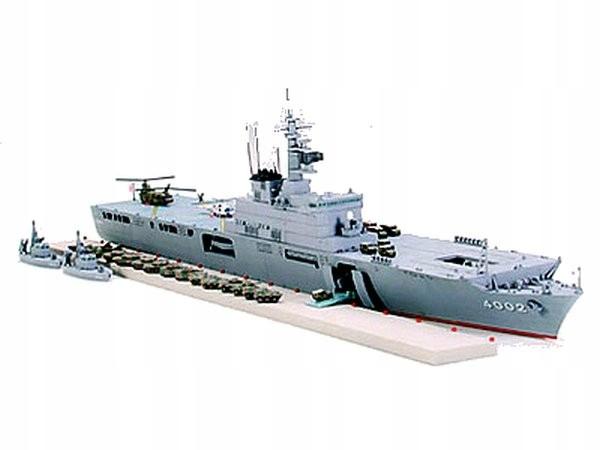 Купить Model okrętu 1/700 LST4002 Shimokita Tamiya 31006 на Otpravka - цены и фото - доставка из Польши и стран Европы в Украину.
