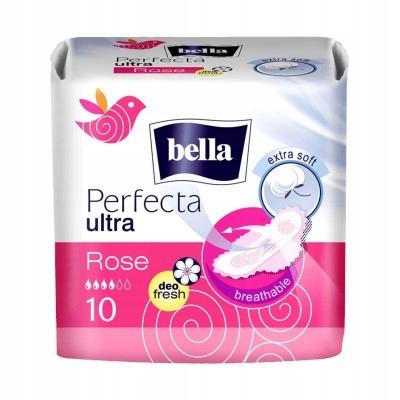 Гигиенические прокладки Bella Perfecta Rose Ultra 10 ШТ. 291