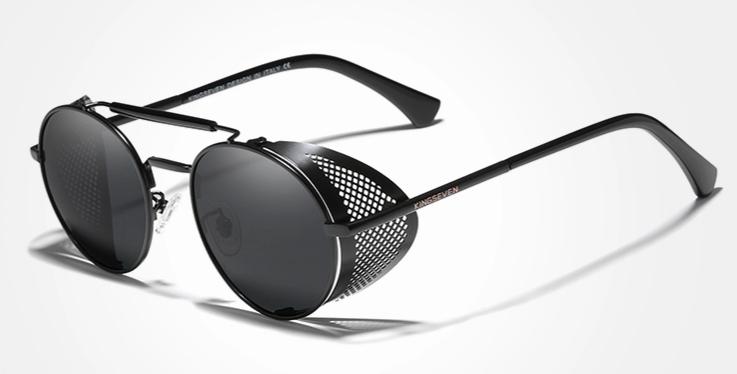 KINGSEVEN okuliare retro polarizované UV400 + prípade