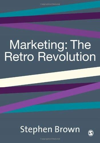 Marketing - Retro revolúcia Brown Stephen