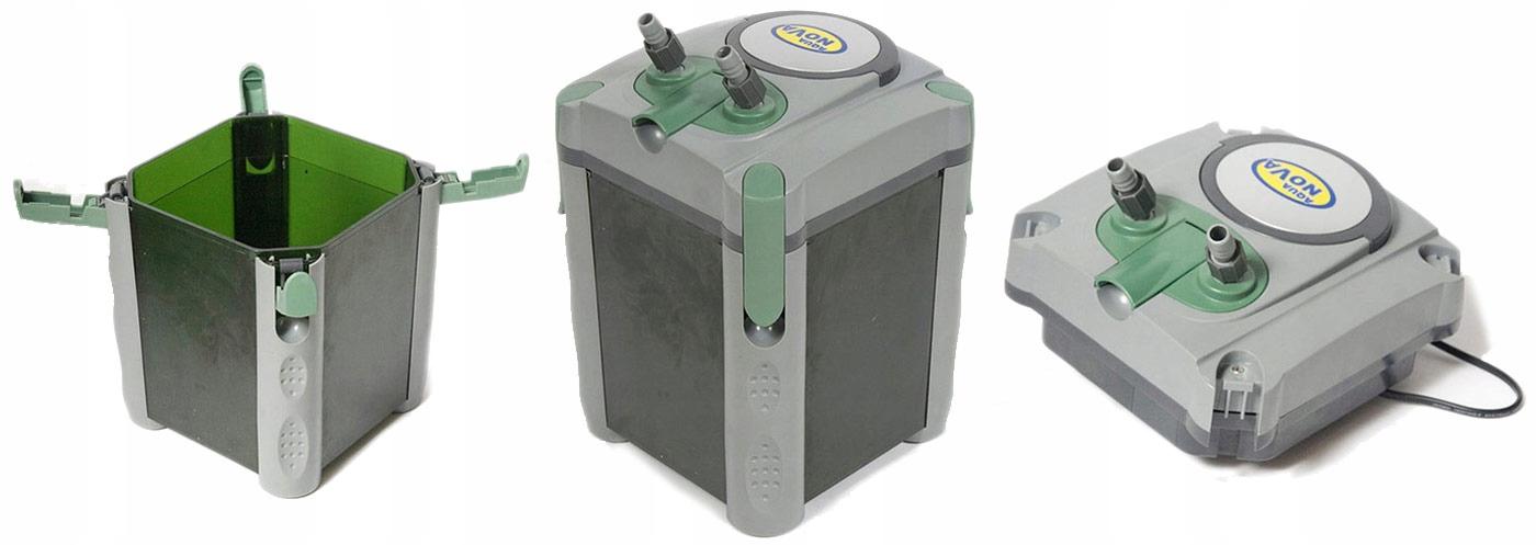 Фильтр NCF-800 до 200l + полные картриджи + бесплатные! Тип ведра