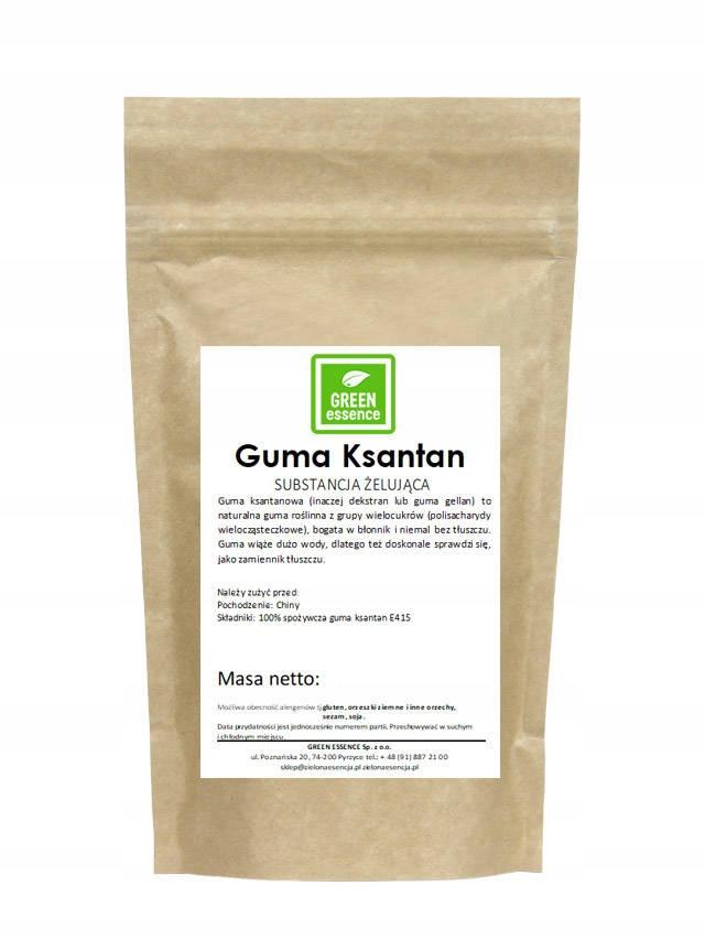 Natural XANTHAN GUM Food 500g Загуститель