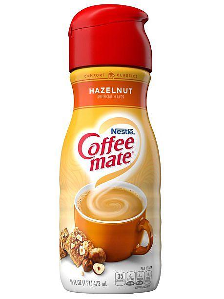 Coffee Mate Hazelnut 471ml из США