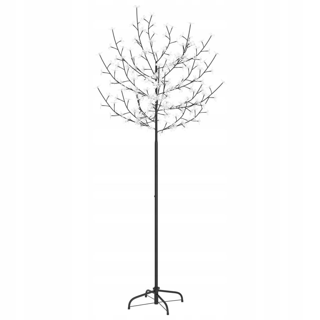 VIANOČNÝ STROM LED dekorácia 180cm