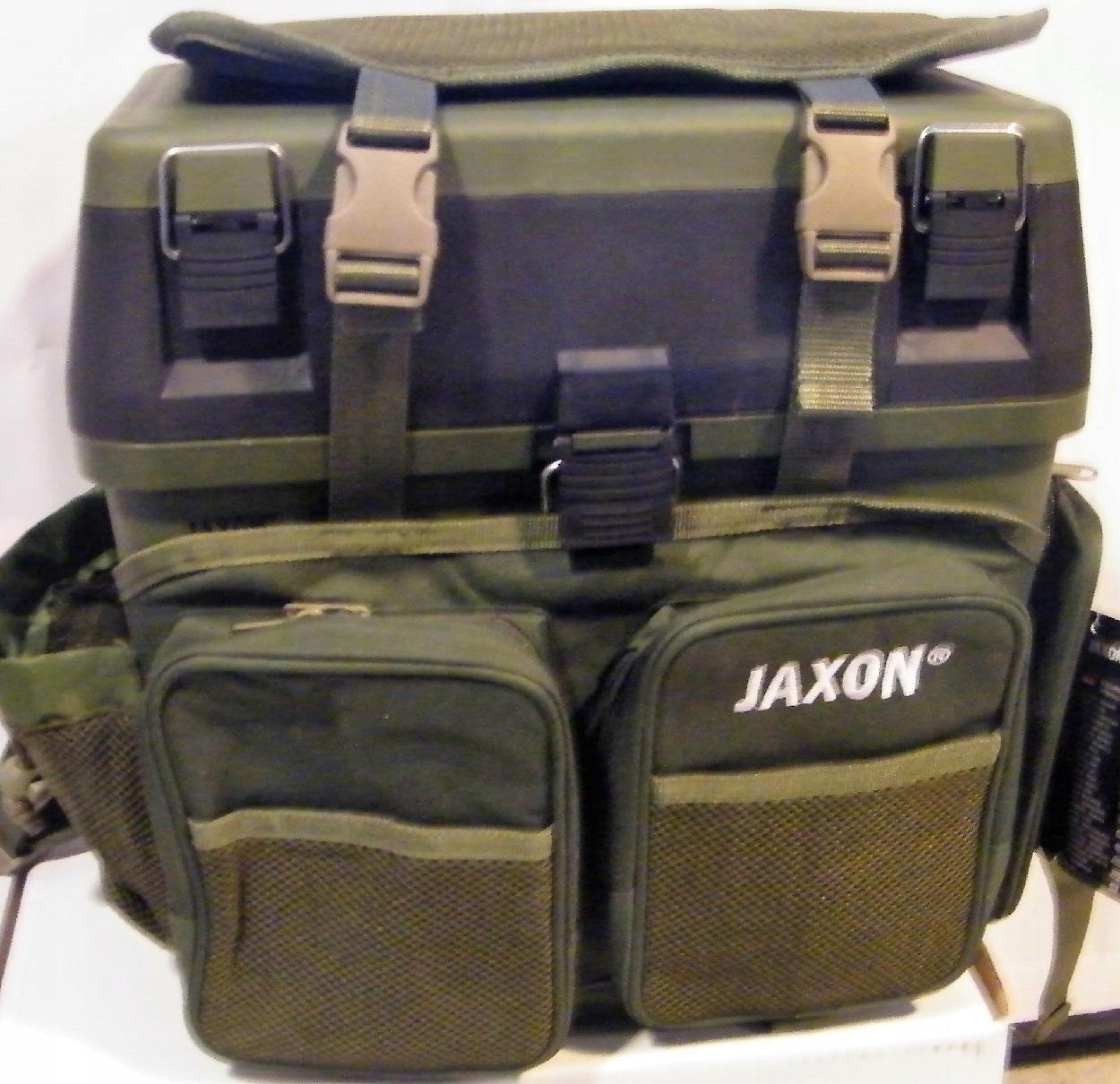 Box + Taška + Batoh 45/26/40 Cm Jaxon