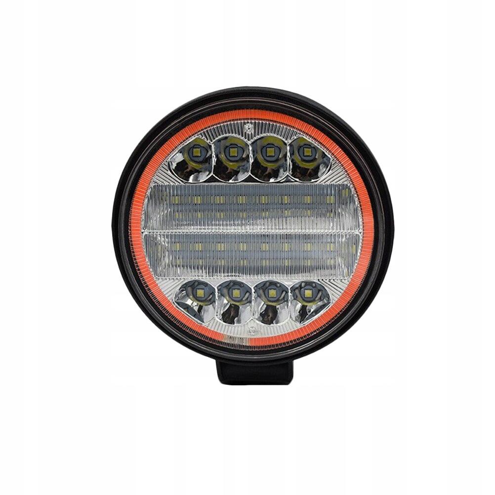 120w лампа рабочая led панель галоген 12v 24v cree