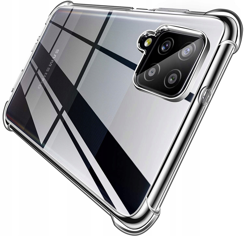 Etui do Samsung Galaxy A42 5G ANTI-SHOCK + Szkło Kod producenta F10A