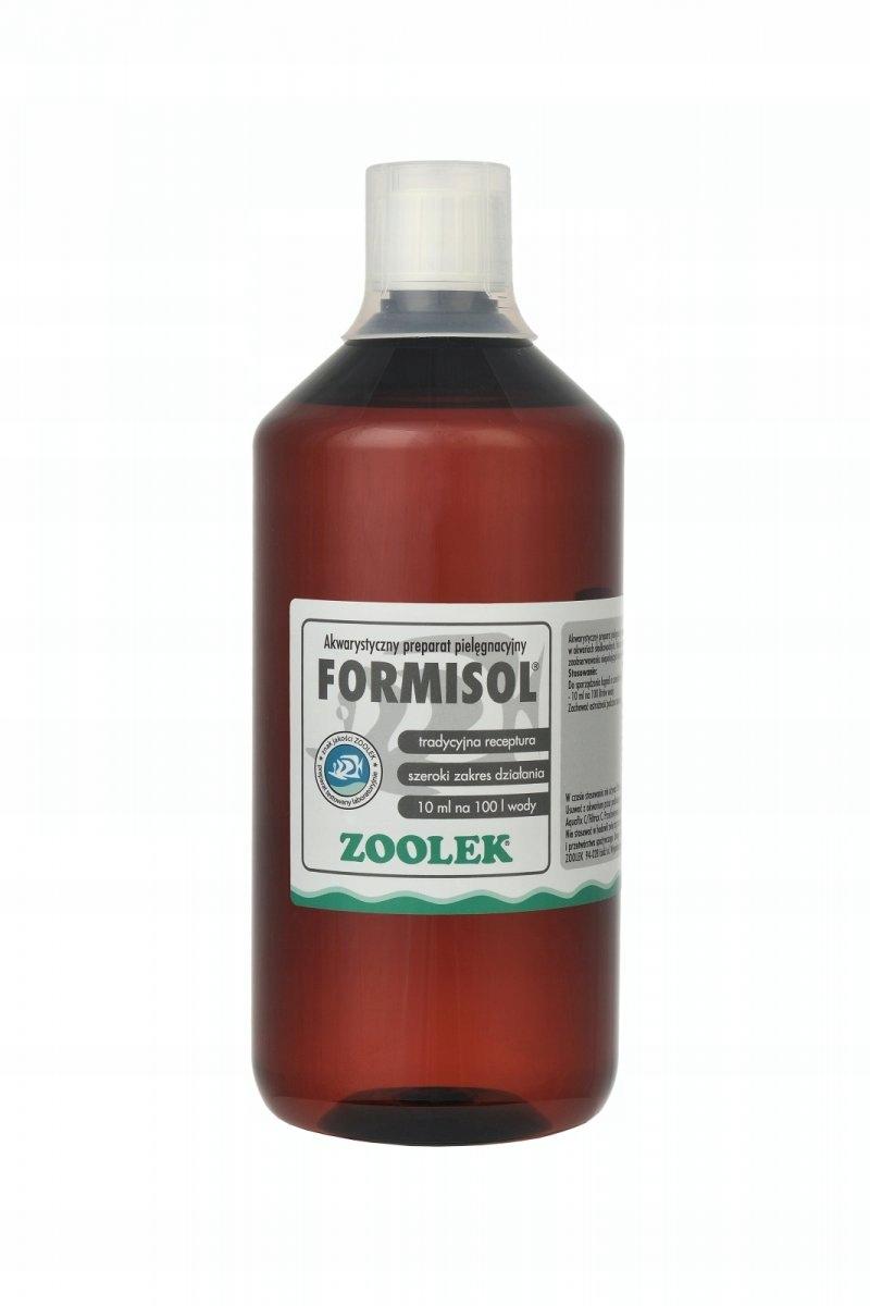 ZOOLEK FORMISOL baktericídne dezinfekčný prostriedok 1000 ml