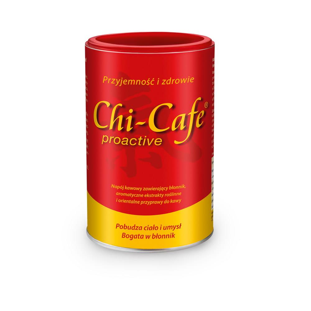 Доктор Активный пробиотический кофе Jacobs Chi-Cafe