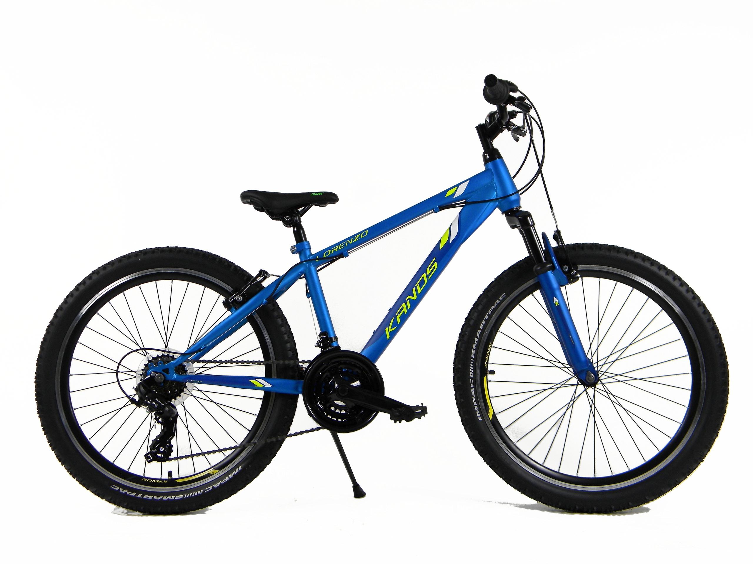 Купить Велосипед 24 KANDS LORENZO AMOR CONE SHIMANO 2021 на Otpravka - цены и фото - доставка из Польши и стран Европы в Украину.