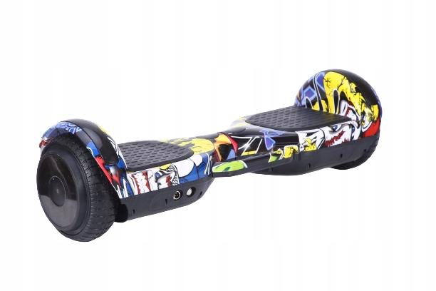 Электрический скейтборд Hoverboard 2x250W спорт