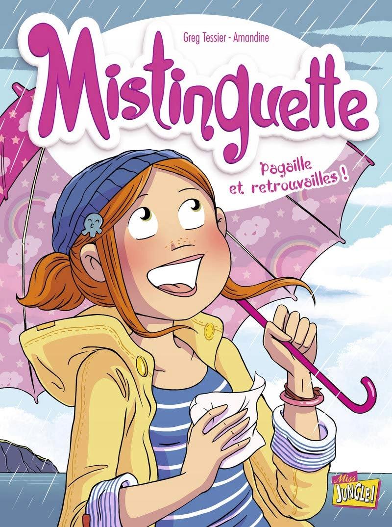 Amandine - Mistinguette - zväzok 8 Pagaille et retro