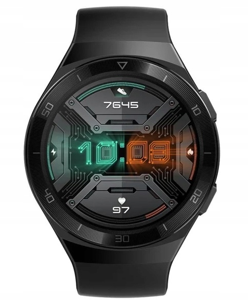 Купить Huawei Watch GT 2e 46 мм AMOLED + деревянный ремешок на Otpravka - цены и фото - доставка из Польши и стран Европы в Украину.