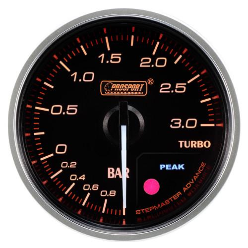 индикатор prosport премиум boost 52mm