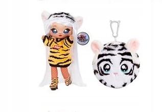 ZAPNUTÉ! ZAPNUTÉ! ZAPNUTÉ! PREKVAPENÁ Tigerská bábika a kľúčenka