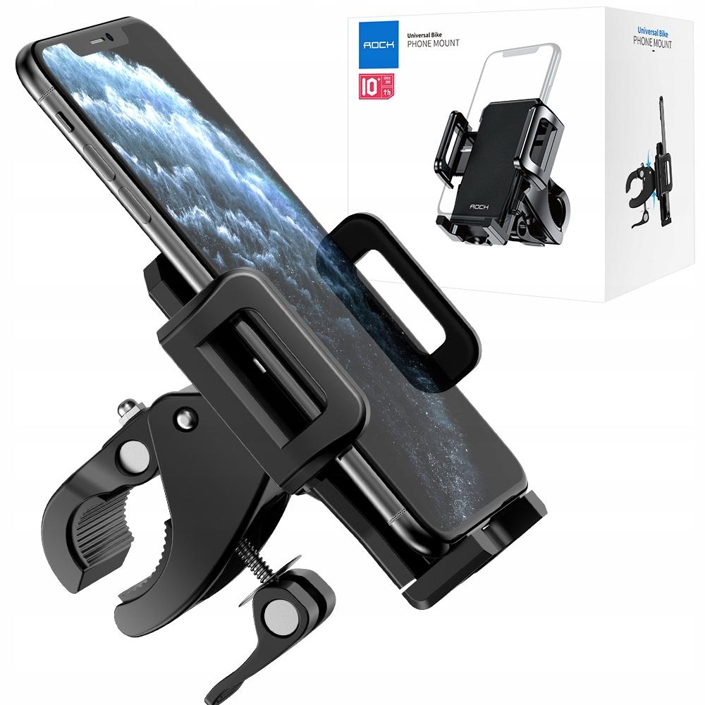 Rock Uchwyt Rowerowy Na Telefon Smartfon Motor