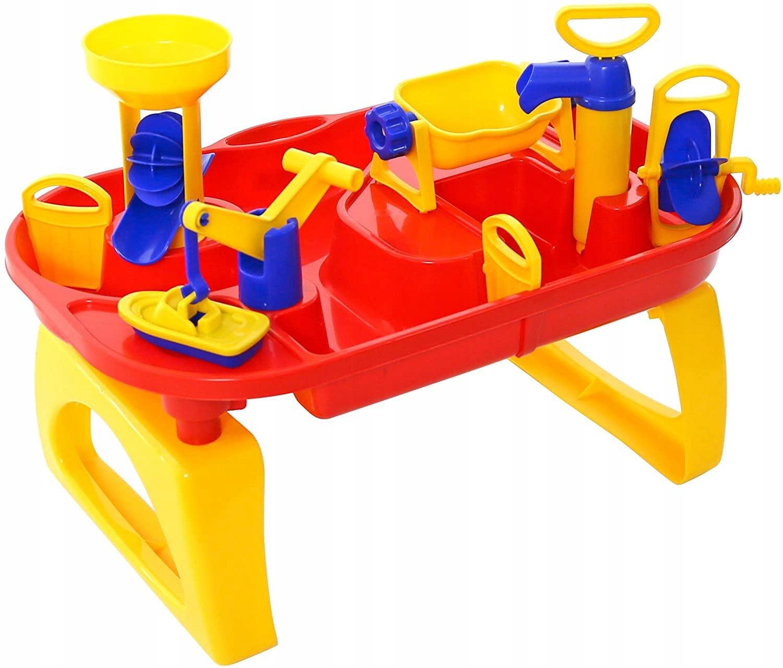 TABUĽKA KÚPEĽNEJ KÚPEĽNE 3 V1 + hračky
