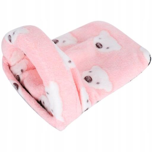 Кроватка для хомяка 26см для домашних животных