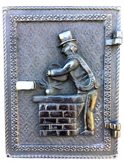 Poniklované inšpekčné dvere