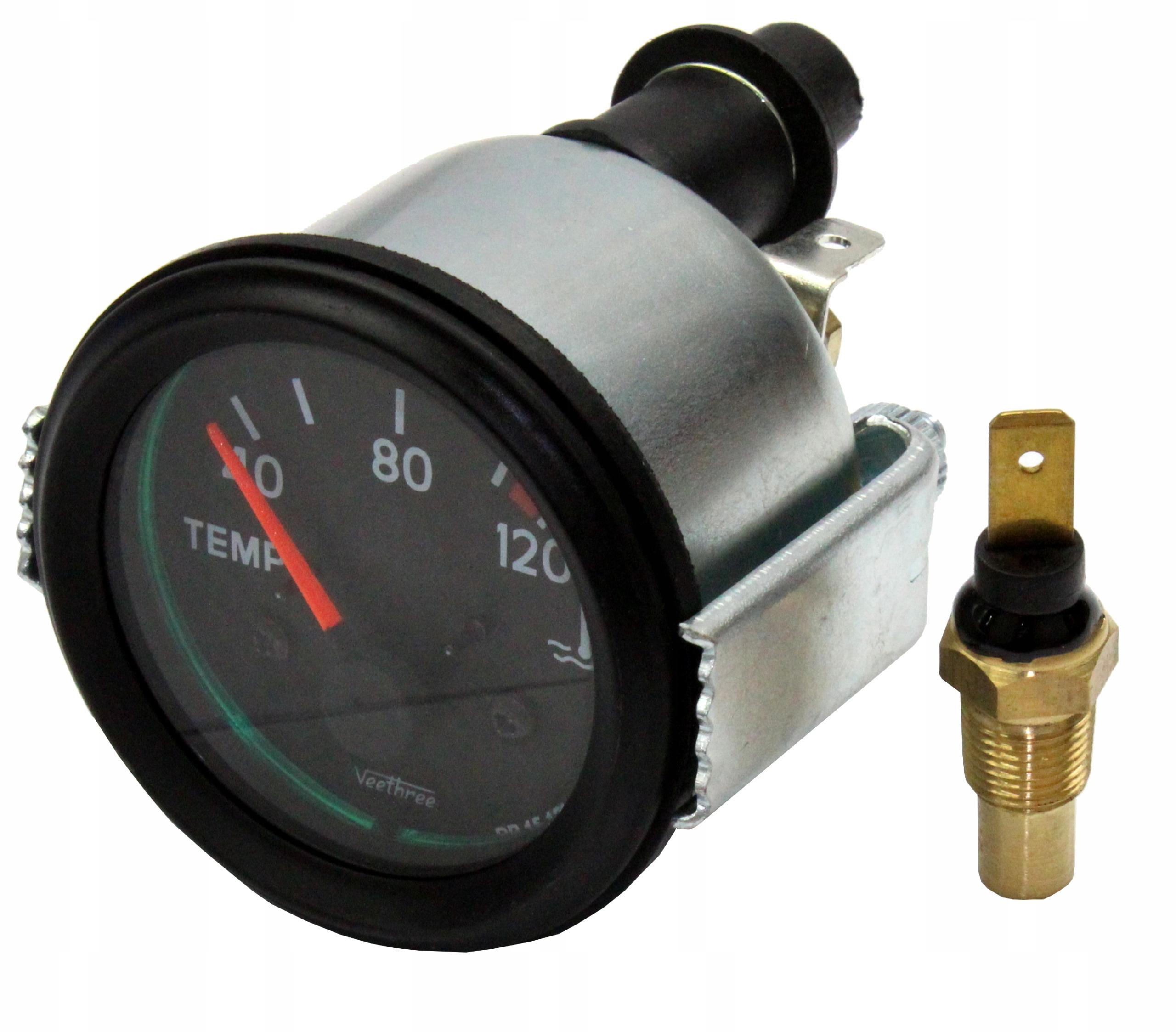 Универсальный индикатор температуры воды + датчик 24