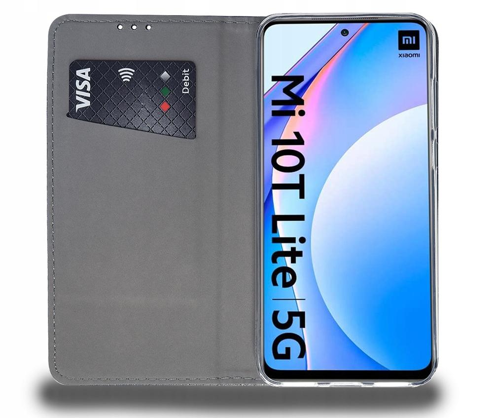 ETUI do Xiaomi Mi 10T Lite 5G Magnet Case + Szkło Dedykowany model Xiaomi Mi 10T Lite 5G
