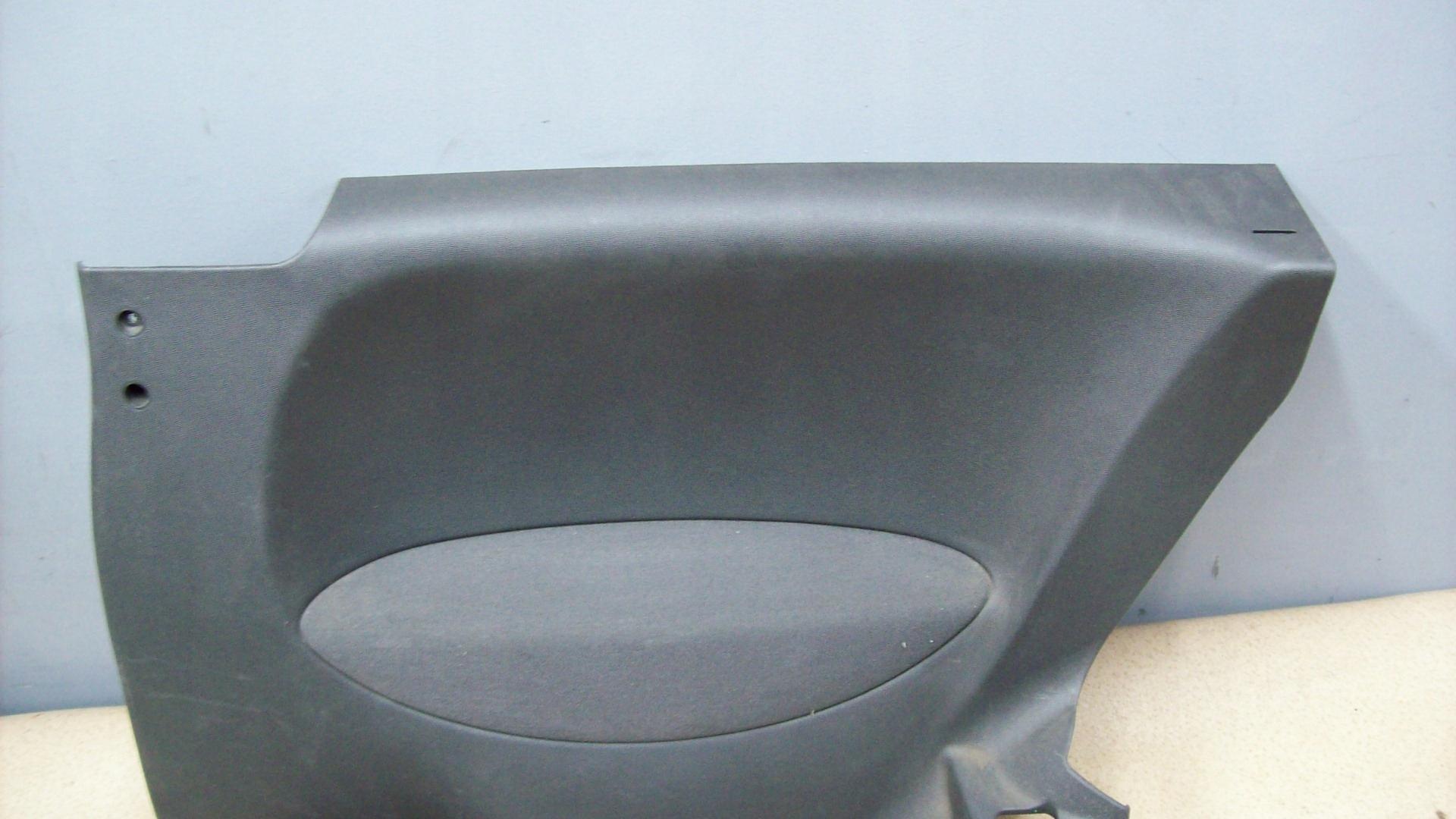 Picture of DOOR PANEL RIGHT REAR OPEL CORSA C 3D