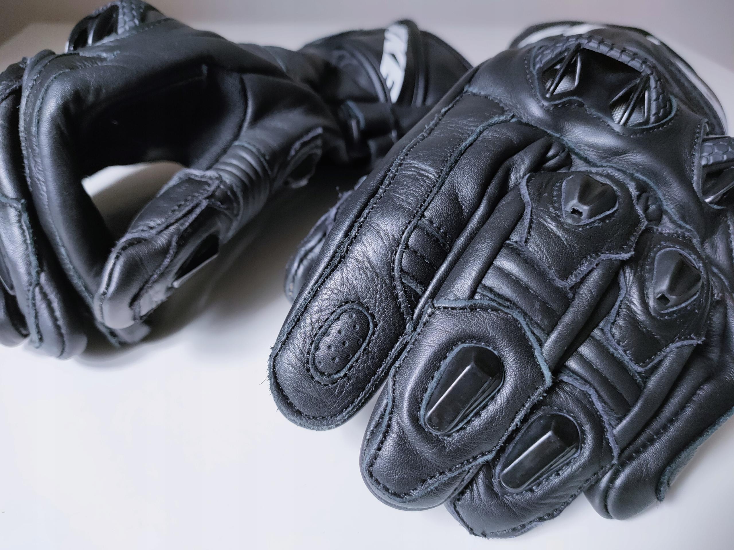 Перчатки мотоцикл spyke tech race - отправка gratis, фото 10
