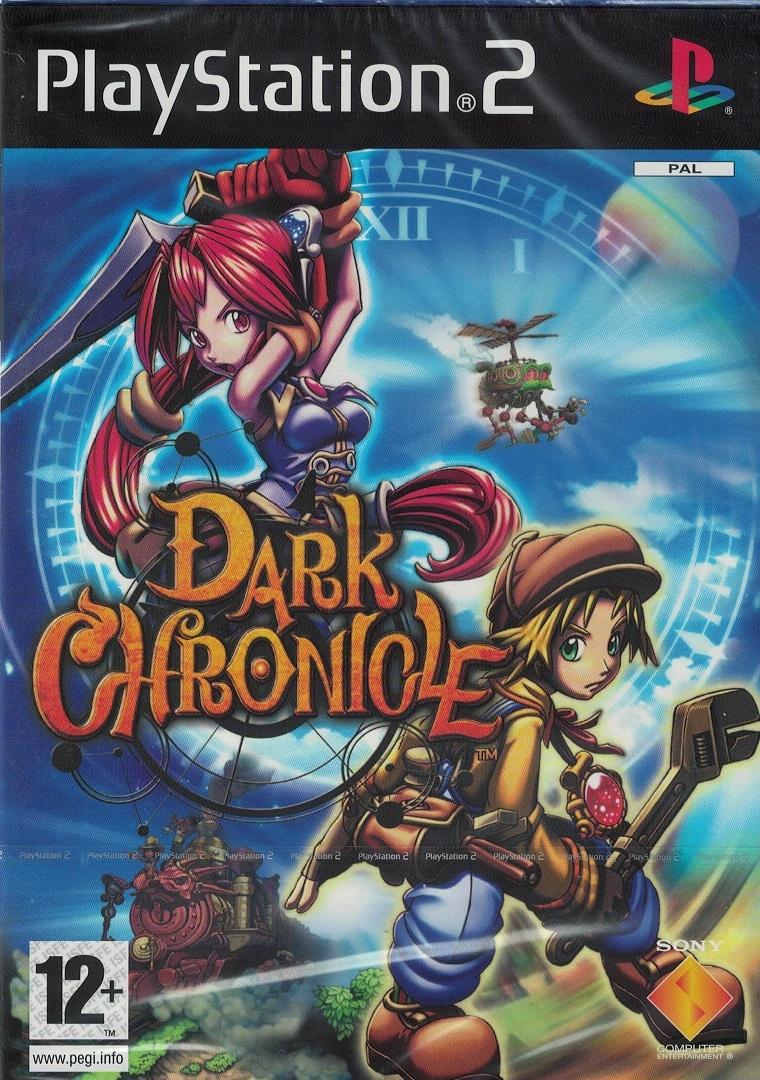 DARK CHRONICLES [PS2] NOVINKA