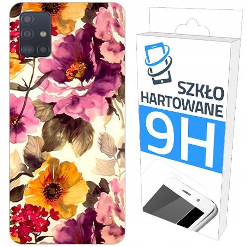 200wz Etui+szklo Hartowane Do Samsung Galaxy A51