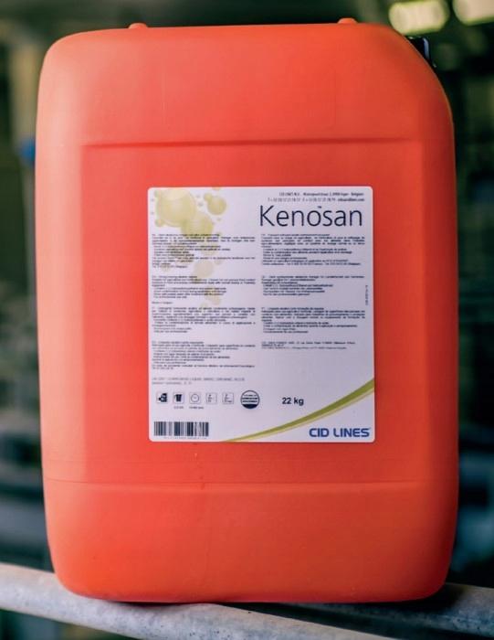 KENOSAN FOAM CLEANING CORN STRONG 22 кг.
