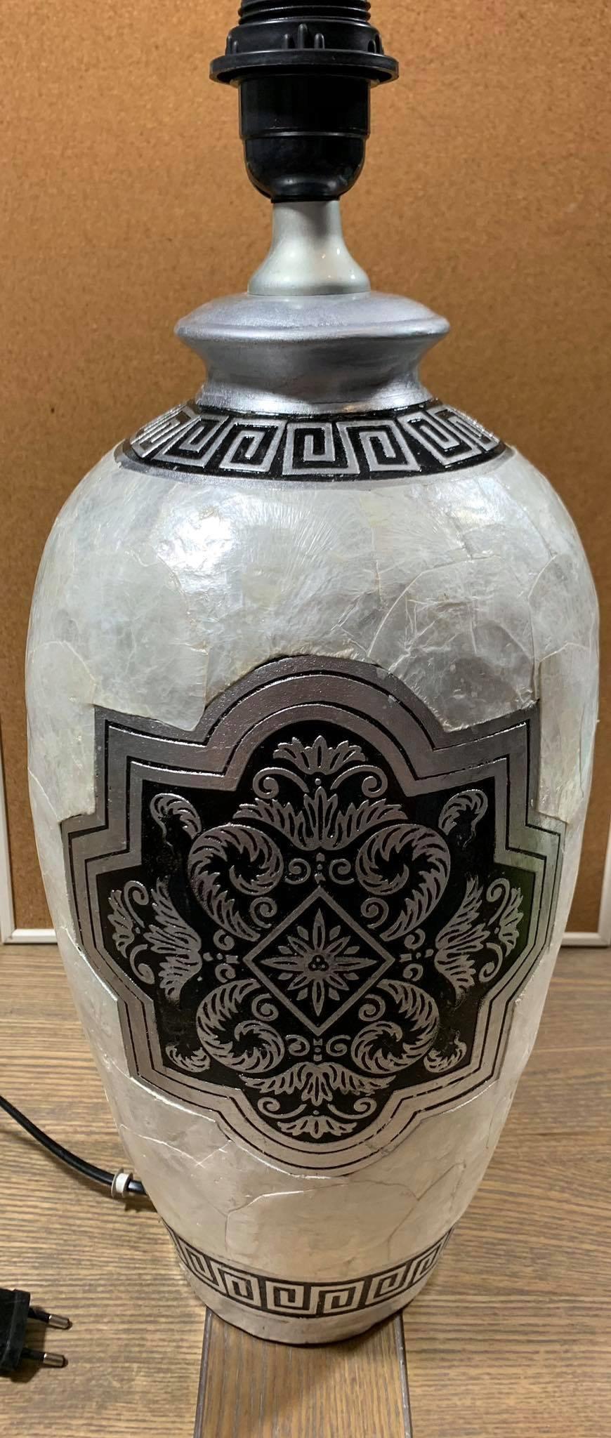 Palácová lampa Masa Pearl Retro Vintag Zara Home