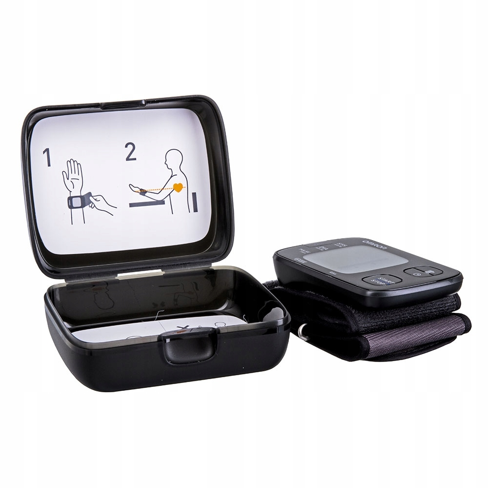 OMRON RS6 Automatický monitor tlaku na zápästie