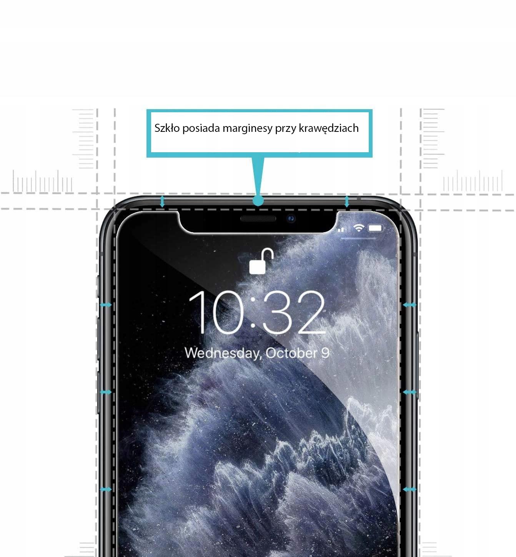 Szkło hartowane do iPhone 11 Pro Max / XS Max Kod producenta Szkło hartowane do iPhone 11 Pro Max / XS Max