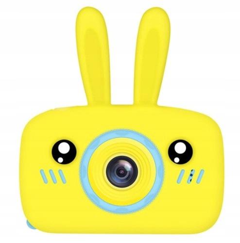 Aparat Cyfrowy Kamera dla Dzieci LCD KRÓLIK GRY Bohater brak